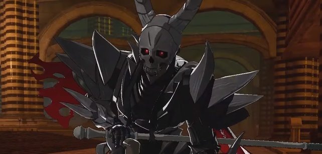 Einer der stärksten Feinde in Fire Emblem: Three Houses – der Todesritter.