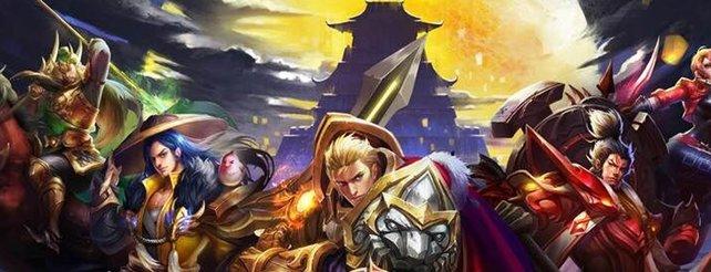 Stundenlang gespielt: Vor allem Kings of Glory von Tencent hat es der chinesischen Spielerin angetan.