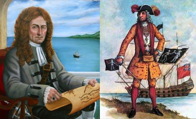 """So soll Steve Bonnet, genannt der """"Gentleman-Pirat"""" tatsächlich ausgesehen haben."""