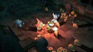 Dragon Nest  Labyrinth - Mobile Trailer
