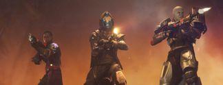 Destiny 2: Der Action-Kracher ab 19 Uhr im Livestream mit Gewinnspiel