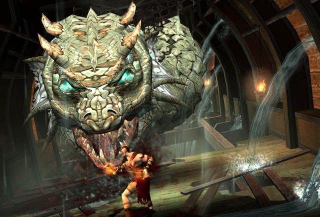 Unvergesslich: Die erste Konfrontation mit der Hydra. Zumindest mit EINEM ihrer Köpfe.