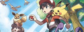 Pokémon - Let's Go: Taschenmonsterjagd mit Körpereinsatz