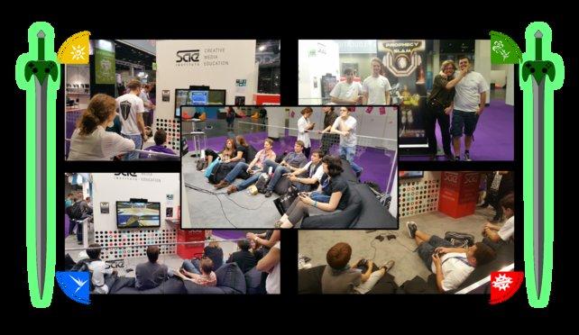Bereits auf der Spielemesse Gamescom gab es den Mehrspieler-modus vor einem Bildschirm in Aktion zu bewundern.