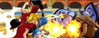 One Piece - Unlimited World Red: Neue Kostüme im eShop und PSN veröffentlicht