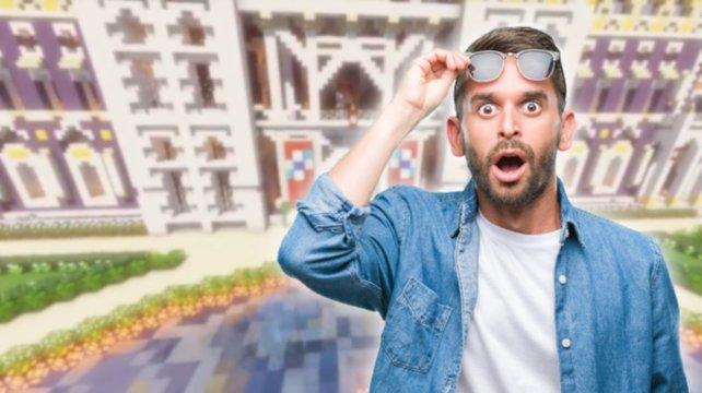 Fan zeigt, wie ein Minecraft-Film aussehen muss. Bildquelle Getty Images/ AaronAmat