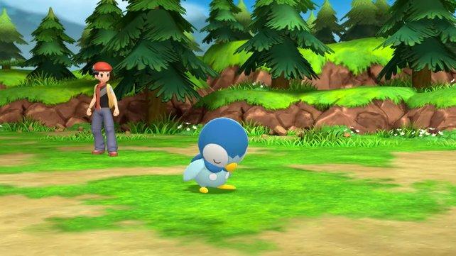 Schicker in 3D: Die beiden Pokémon-Spiele Diamant und Perl erhalten ein Remake.