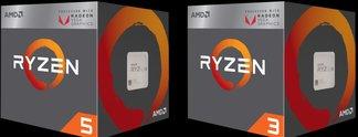 Prozessor und Grafikkarte vereint: AMD veröffentlicht neue CPUs