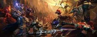 League of Legends: Mit Tanzmatte durchgezockt