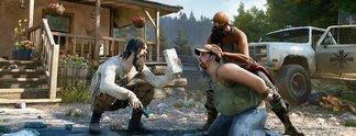 Far Cry 5: Season Pass mit drei DLCs und Far Cry 3 vorgestellt