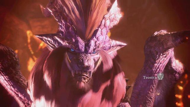 Wenn ihr euch bei Monster Hunter World Teostra stellen wollt, müsst ihr gut vorbereitet sein.