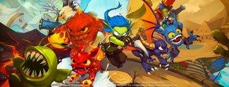 """Skylanders - Ring of Heroes: Ohne Sammelfiguren, dafür """"Free 2 Play"""""""