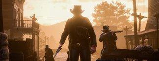 Red Dead Redemption 2: 9,99 Euro-Aktion bei Gamestop