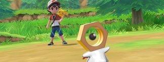 Pokémon Go: Neues Pokémon namens Meltan entdeckt