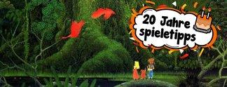 20 Jahre spieletipps: Was habt ihr nur ohne uns gemacht!?