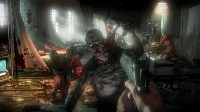 Auch wenn die Zombies in Dead Island etwas anders ticken, Regel Nummer 1 gilt nach wie vor: Schießt ihnen in den Kopf!