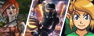 Bilderstrecken: Diese neuen Spiele könnt ihr bereits zocken