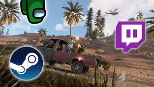 Survival-Spiel erobert Steam und Twitch