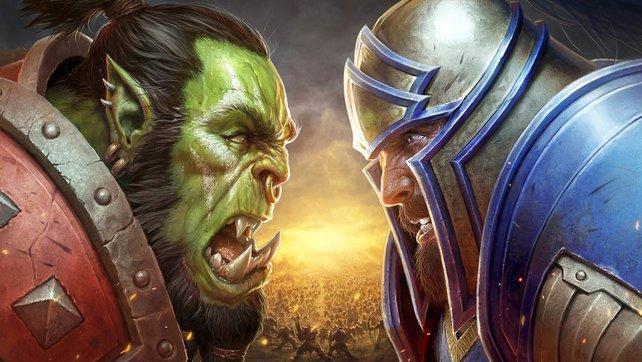 Horde gegen Allianz für immer: Fans warteten lange auf die Erweiterung Battle for Azeroth.