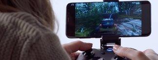 xCloud: Microsoft kündigt eigenen Streaming-Dienst an