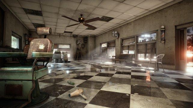Hier die gleiche Szene noch einmal in Insurgency: Sandstorm – jetzt lässt die Unreal Engine 4 ihre Muskeln spielen.