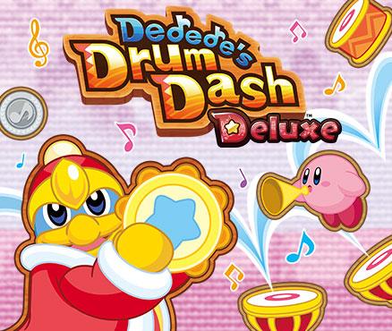 Dededes Drum Dash Deluxe