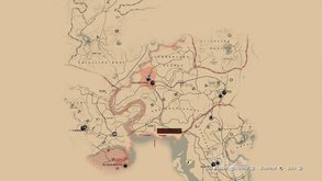 Karte des Spiels geleakt