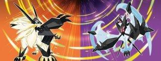 Pokémon - Ultrasonne und Ultramond: Heatran und Regigigas werden kostenlos verteilt