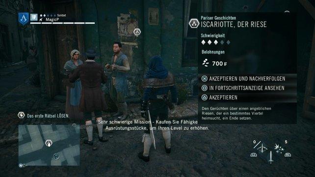 An nahezu jeder Ecke gibt es für Arno Aufträge und Aufgaben.