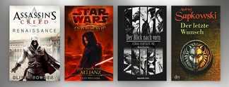 Specials: Videospiel-Romane: Die 10 besten Bücher für echte Fans