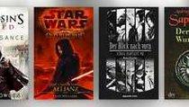 <span></span> Videospiel-Romane: Die 10 besten Bücher für echte Fans