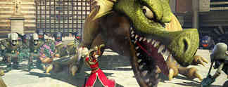 Dragon Quest Heroes und Lightning Returns - Final Fantasy 13 erscheinen im Dezember für PC