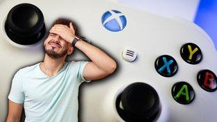 Xbox mit Eigentor