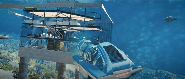GTA Online als Unter-Wasser-Abenteuer? YouTuber LeleMatic beweist mit seinem Trailer, dass das ein sehr cooler DLC wäre.