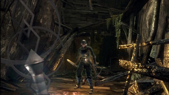 Die einzelnen Abschnitte in Demon's Souls bieten nur wenige Verzweigungen. Das ist nicht zwangsläufig etwas Schlechtes.