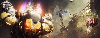 Anthem: Verkaufszahlen liegen weit hinter Mass Effect - Andromeda zurück