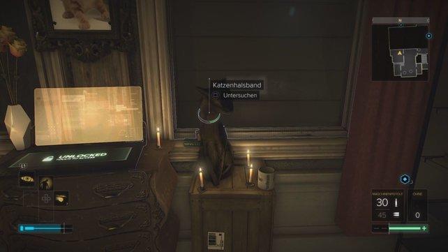 Deus Ex: Mankind Divided - Nebenmission SM 11: Die letzte Ernte: Hat es Darias Katze jemals wirklich gegeben?
