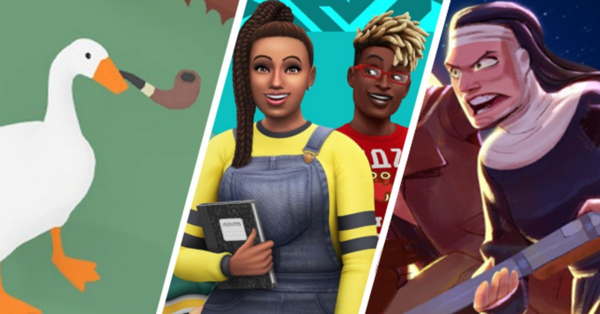 Releases | Die Sims 4, Wattam und ein bisschen mehr