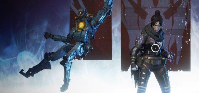 Apex Legends gibt es seit dem 4. Februar kostenlos für PS4, Xbox One und PC.