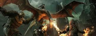 Vorschauen: Mittelerde - Schatten des Krieges: Jetzt geht's gegen Sauron!