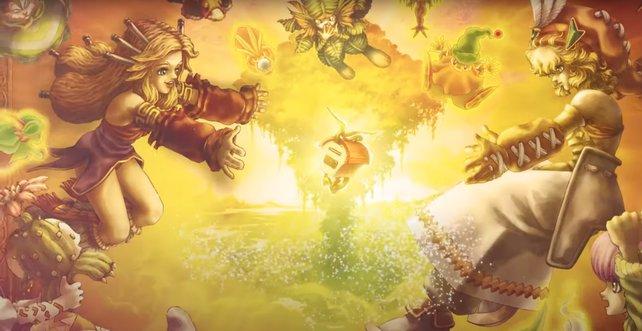 Legend of Mana bekommt ein Remaster für Switch, PS4 und PC.