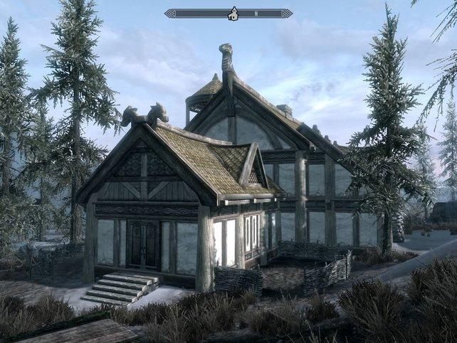 Skyrim - Hearthfire - Haus Windstad (Quelle: http://de.elderscrolls.wikia.com)