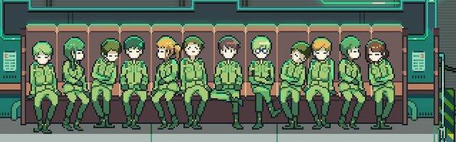 Das Indie-Spiel Long Gone Days spielt in einer dystopischen Zukunft