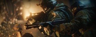 Rainbow Six - Siege: Ubisoft belohnt Spieler, die Bugs finden