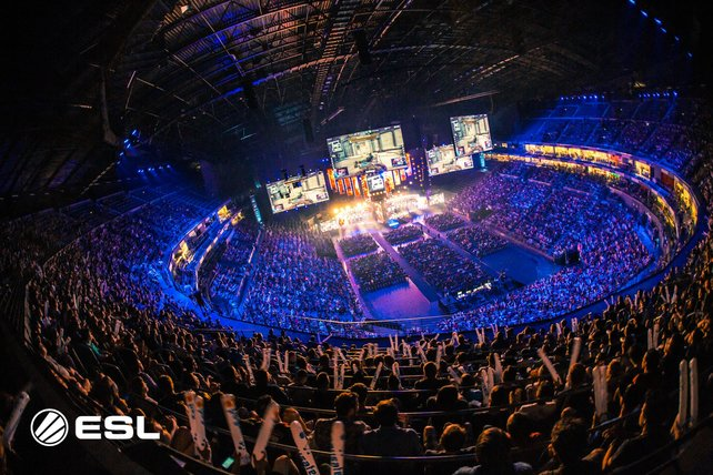Gut besucht: ESL One Cologne 2018