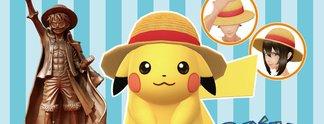 Pokémon Go: Kollaborations-Event mit One Piece bekanntgegeben