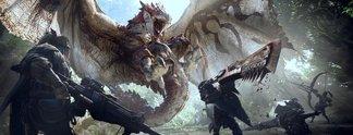 Monster Hunter World: Systemvoraussetzungen der PC-Version geleakt