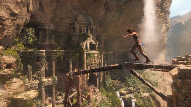 Alle Relikte in Rise of the Tomb Raider zu finden ist kein Zuckerschlecken.