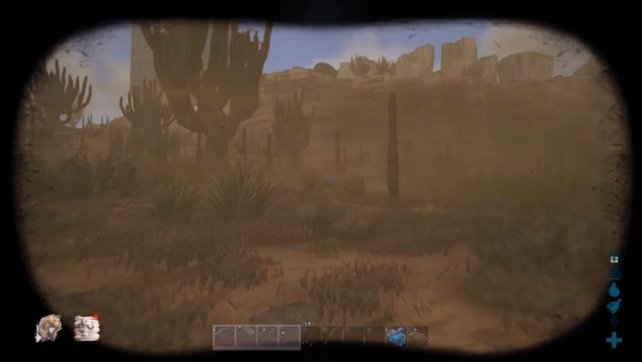 Mit der Wüstenschutzbrille habt ihr besseren Durchblick während eines Sandsturms - Diesen Tipp solltet ihr beherzigen.