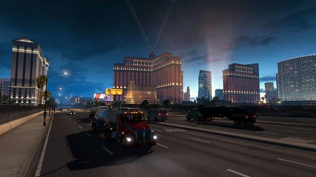 American Truck Simulator: Auf dem Highway an die Spitze der Steam-Charts.